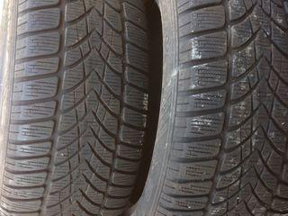 Dunlop + Nokian de iarnă