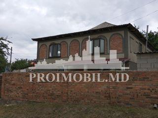 Se vinde casă 160 mp + 10 ari teren, la Bubuieci.