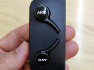 Casti AKG originale S10+. Accesorii originale Samsung din cutie
