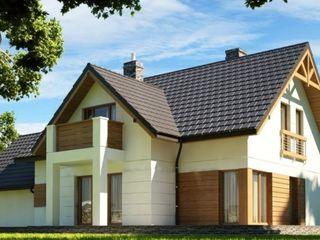Casa din caramida ceramica 206 mp.