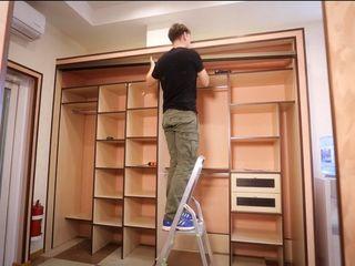 Сборка-разборка любой мебели,навеска,установка вырезы  качественно