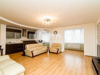Apartament 4 camere, reparație euro, Bd. Negruzzi, 550 €