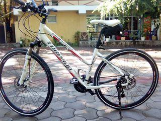 Породам велосипед.