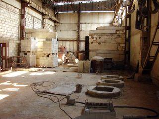 Сдается цех по производству и складские помещения