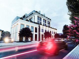 Un veritabil club house în Centrul Istoric / Apartament cu 3 odăi și terasă / 131m.p.