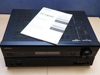 ONKYO TX-SR608 7.2 /  Denon AVR-3802 -  японские ресиверы для домашнего кинотеатра