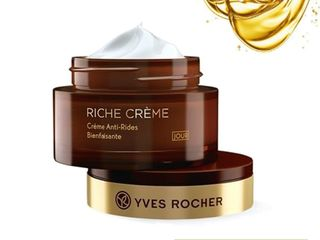Riche Creme de zi cu 30 de uleiuri, Yves Rocher
