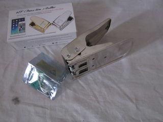 Ножницы для резки SIM карт.