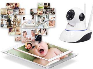 Ip camera wifi interior/exterior ptz ip камера wifi видеокамера видеонаблюдения видео няня