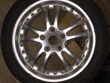 Запаска BMW R17+резина 235/45/17