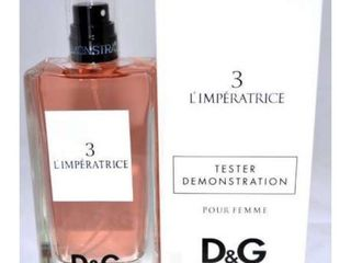 D&G  L`Imperatrice 3 Dolce & Gabbana Tester