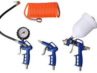 Набор для компрессора/Set de accesorii pentru compresor set - 4/Livrare Gratuita in toata tara/500 l
