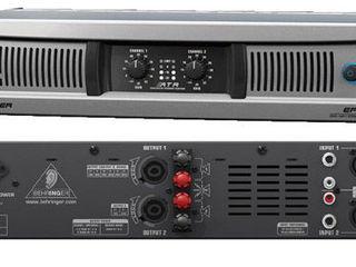 Профессиональный усилитель - Behrenger EPQ 2 x1000W - 4OM !