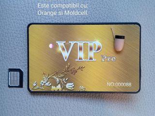 Nanocasti cu Card Vip Pro ( invizibile ) / беспроводные микронаушники