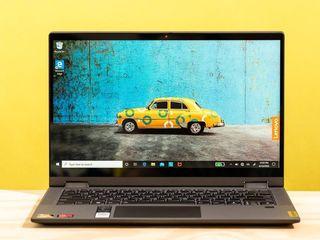 """Новый сенсорный - ноутбук-планшет 14"""" FHD IPS TS , i5-1035G1, ram 8gb, ssd 512"""