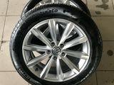 Discuri (Jante диски) - Volkswagen Passat B8 - 215 55 R17, Cauciucuri (шины) Pireli P7 (foarte moi)