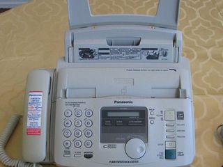 Факс   Panasonik Rx Fp80