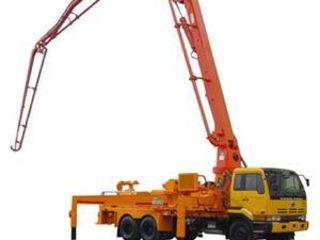 Servicii de pompare si transport a betonului!