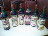 вино коллекционое выдержкой  от 10 лет и выше
