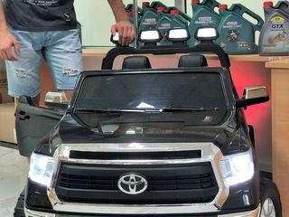 Toyota Tundra 24V cu viteza pina la 15 km/h. Extrem de mare cu 2 locuri. Exclusiv in Moldova