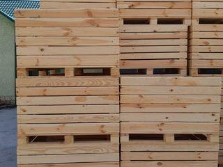 Деревянный контейнер для яблок звоните