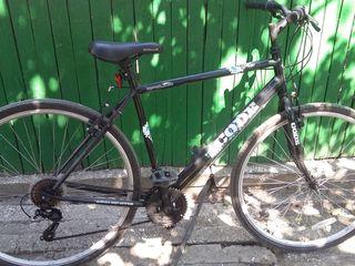 Bicicleta adusa amu din anglia