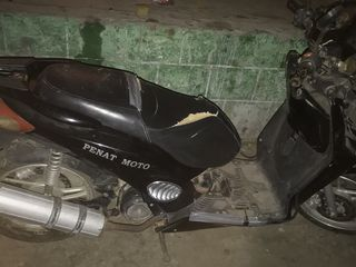 Peugeot Penat moto