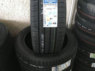 Продам 4 ската 265/45 R20 Kumho Crugen hp91    2021