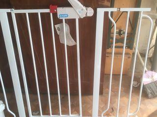Детская защита для лестницы.