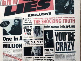 Vinyl Guns N' Roses