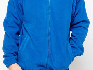 Новая флисовая куртка-мастерка. Размер XL.
