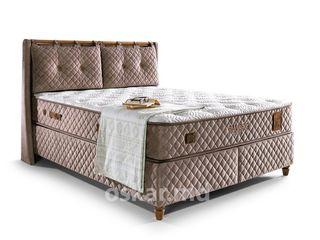 Кровать с матрасом Bomboo Sleep 160х200. Турция
