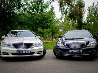 Mercedes-benz S-class, auto perfect nunta  ta!! 99€/8h