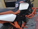 Honda cbr600f2 stunt