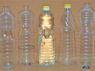 ПЭТ бутылки / пластиковые бутылки / пластиковые канистры. Разработка бутылок любого объема и формы.