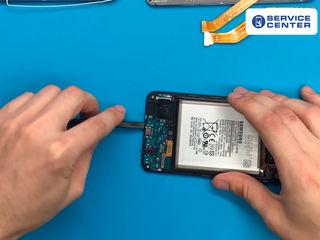 Samsung Galaxy A50 (2019) A505, Nu acceptă încărcarea? Aduceți la schimbul conectorului!