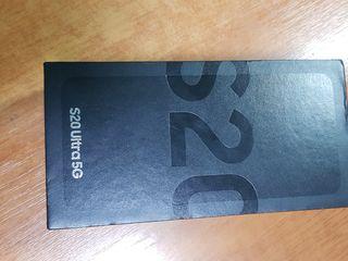 Продам новый Samsung Galaxy S20 Ultra G988/DS 128GB Dual Sim 5G Cosmic Black 3 года гарантий