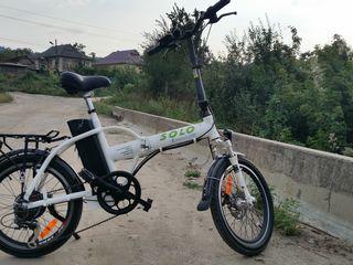 Vind bicikleta electrica in stare buna!