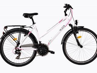 Biciclete pentru dame cu o geometrie deosebit de fina de la producatori Europeni