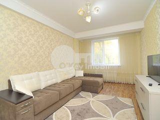 Botanica, 3 camere, mobilat, 300 €