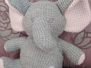 Милый слонёнок мягкая игрушка