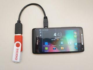 OTG кабель - кабель для смартфонов и планшетов.  1 штука - 30 лей, пара - 50.  OTG - решение проблем