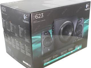 Колонки Logitech Z623 Black THX-Certified 2.1