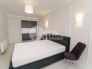 Chirie 1 cameră+living, bloc nou, reparație euro, mobilat, Centru 450 €