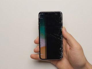 Iphone X Ecranul stricat? Vino, rezolvăm îndată!