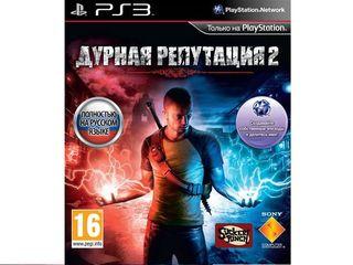 Дурная репутация 2 для PlayStation 3