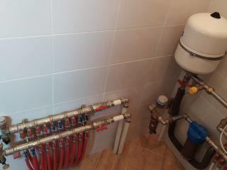 Отопление водоснабжение от команды Immergas