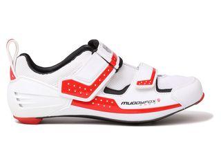 Muddyfox TRI Carbon Mens Cycling Shoe