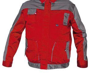 Куртка летняя Max Evo красны/серый