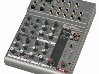 Mixer Analog Phonic AM 105